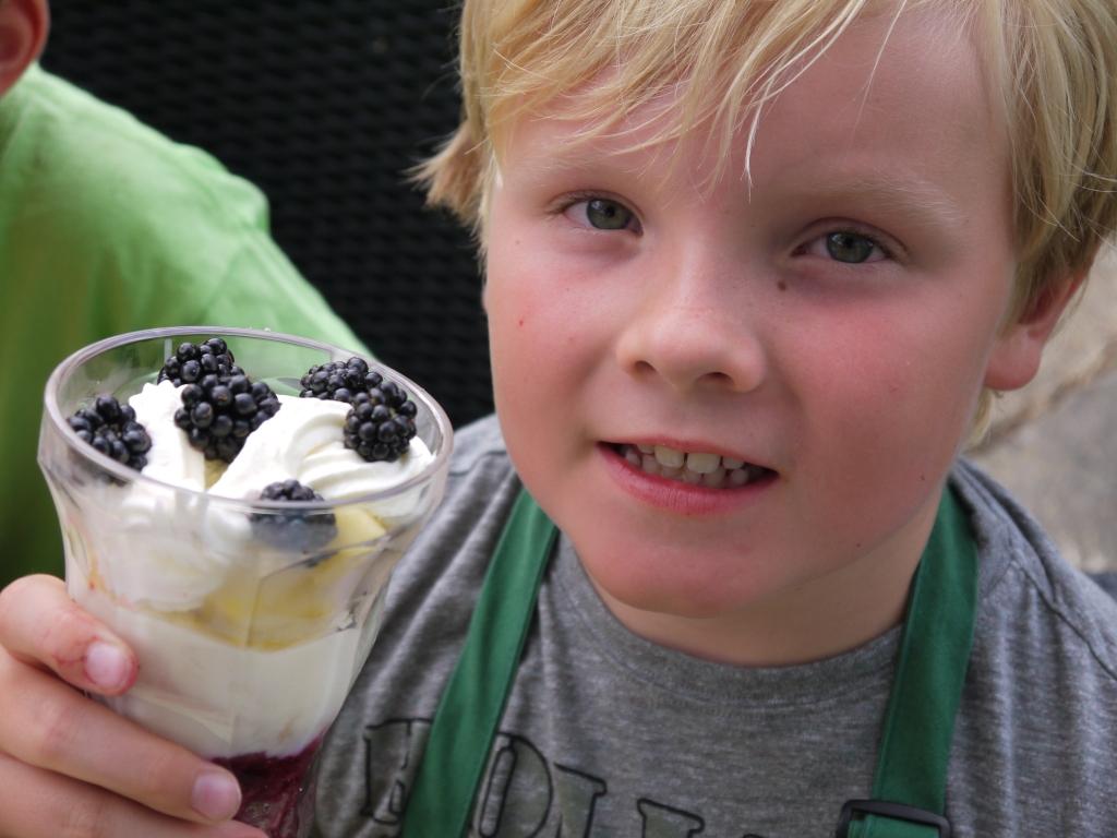 Lloyd's summer trifle