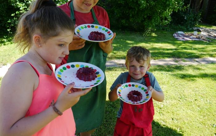 Summer 2016 Sweet Recipes